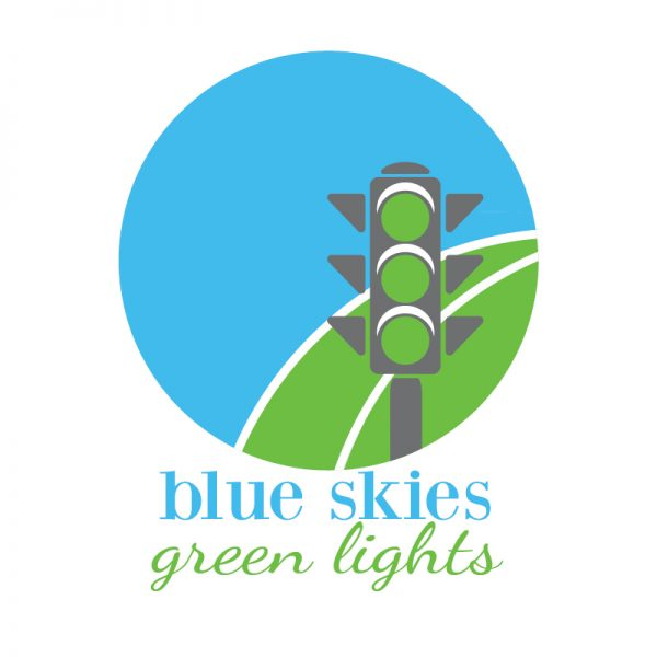 Blue Skies Green Lights